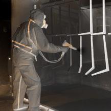 Pulverbeschichtung Antikorrosionsschutz Seite